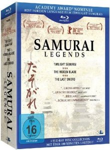 Samurai Legends