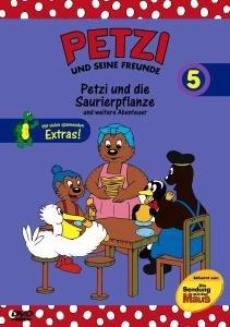 Petzi und seine Freunde (Vol. 05) Petzi und die Saurierpflanze u
