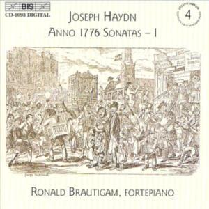 Sonaten anno 1776-vol.1