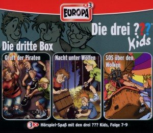 Die drei ??? Kids Box 03 (Fragezeichen)