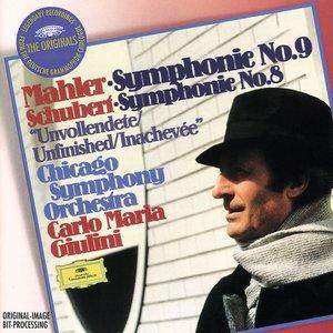 """Sinfonie 9/Sinfonie 8 """"Unvollendete"""""""