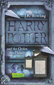 Harry Potter 05: Harry Potter und der Orden des Phönix
