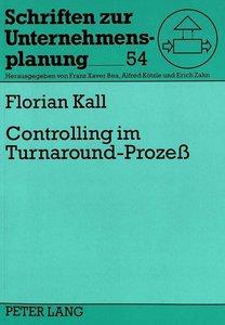 Controlling im Turnaround-Prozeß