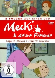 Mecki & seine Freunde-Folge3+4