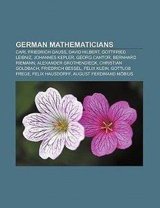 German mathematicians