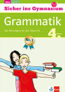 Sicher ins Gymnasium Deutsch Grammatik 4. Klasse