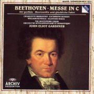 Messe C-Dur op.86/Ah,Perfido/+