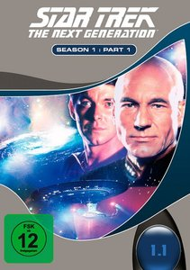 STAR TREK: The Next Generation - Season 1.1