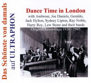 Dance Time In London-Swinging Dance Bands In Ori
