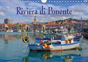 Riviera di Ponente (Wall Calendar 2015 DIN A4 Landscape) - zum Schließen ins Bild klicken