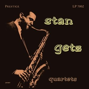 Stan Getz Quartets (Back To Black Ltd.Edt.)