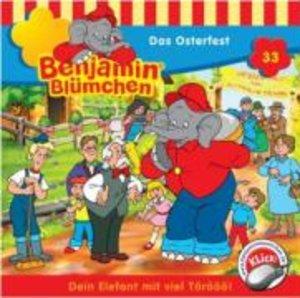 Benjamin Blümchen 033. Das Osterfest