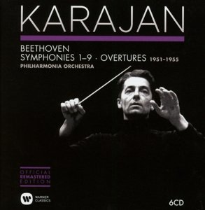 Sinfonien 1-9 & Ouvertüren 1951-1955
