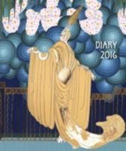 Erte Desk Diary 2016