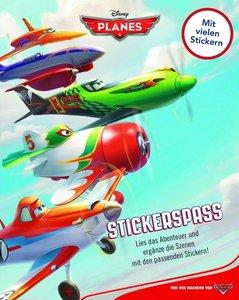 Disney Planes Stickerspaß
