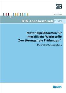 Materialprüfnormen für metallische Werkstoffe