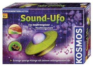 Kosmos 657321 - Sound-UFO, Das berührungslose Musikintrument