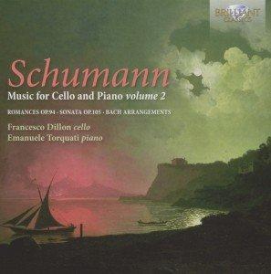 Schumann: Musik für Cello und Klavier Vol.2