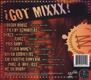 Got Mixxx?