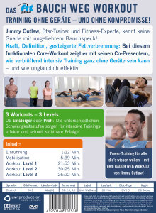 Fit for Fun - BAUCH WEG WORKOUT Funktionelles Training ohne Gerä