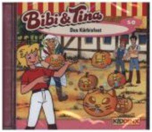 Bibi und Tina 50. Das Kürbisfest. CD