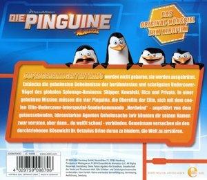 Die Pinguine aus Madagascar - Das Original-Hörspiel zum Kinofilm