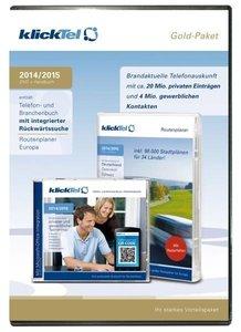klickTel Gold-Paket 2014/2015