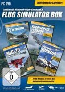 Flugsimulator AddOn BoxMilitär