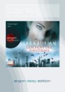 Adrian, L: Geschöpf der Finsternis (DAISY Edition)/CD