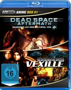 Anime Box 1 Death Space Vexille