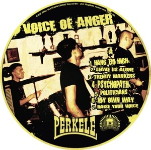 Voice Of Anger (Picture Disc+MP3)
