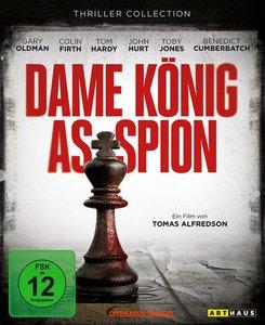 Dame, König, As, Spion. Thriller Collection