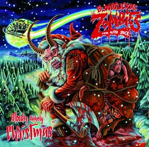 Bloody Unholy Christmas (Limited Coloured LP+MP3)