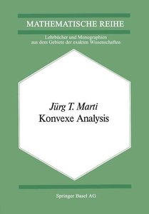 Konvexe Analysis