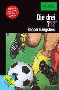 PONS Die drei ??? - Soccer Gangsters