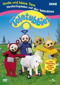 Teletubbies - Große und kleine Tiere & Versteck-Spielen mit den