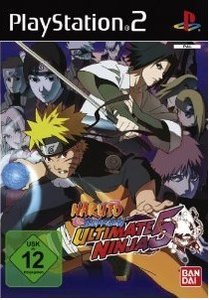 Naruto Shippuden - Ultimate Ninja 5 [Software Pyramide]