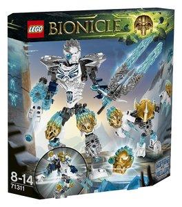Lego Bionicle 71311 - Kopaka und Melum - Kombi-Set, Bau- und Kon