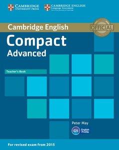 Compact Advanced. Teacher's Book