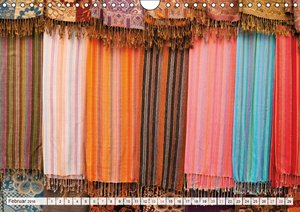 Marokkos Farbenpracht (Wandkalender 2016 DIN A4 quer)