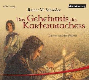 Das Geheimnis des Kartenmachers. 4 CDs
