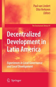 Decentralized Development in Latin America