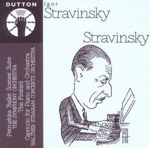 Stravinsky Performs Stravinsky