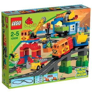 LEGO® Duplo 10508 - Eisenbahn Super Set