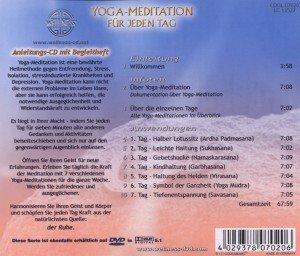 Yoga-Meditation Für Jeden Tag