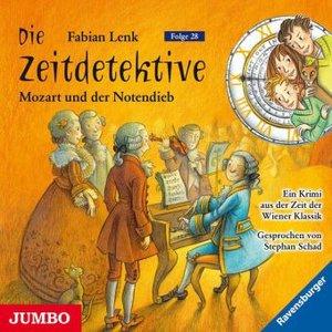 Die Zeitdetektive 28. Mozart und der Notendieb