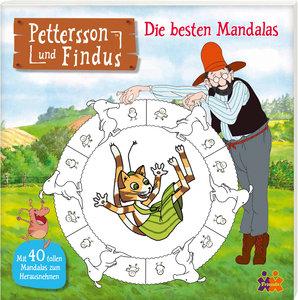 Pettersson & Findus. Die besten Mandalas
