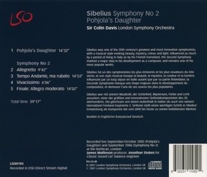 Sinfonie 2/Pohjolas Tochter