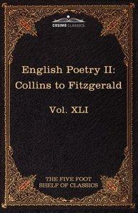 English Poetry II