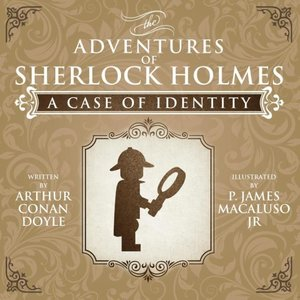 A Case of Identity - Lego - The Adventures of Sherlock Holmes